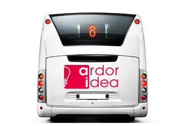 Реклама на автобуси