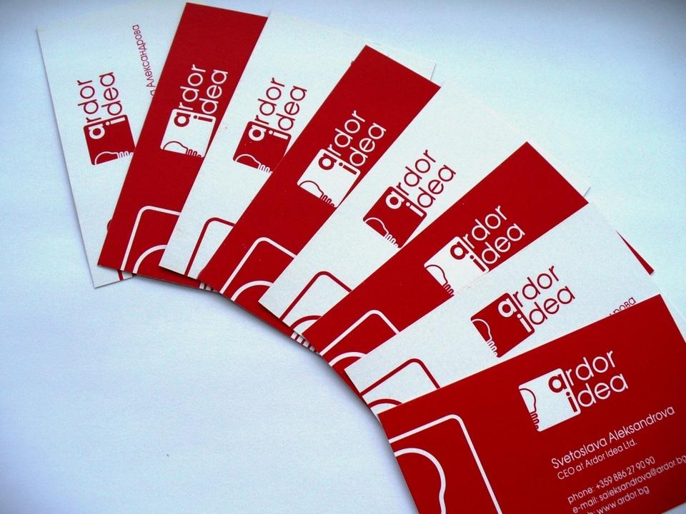 Как визитните картички помагат на бизнеса