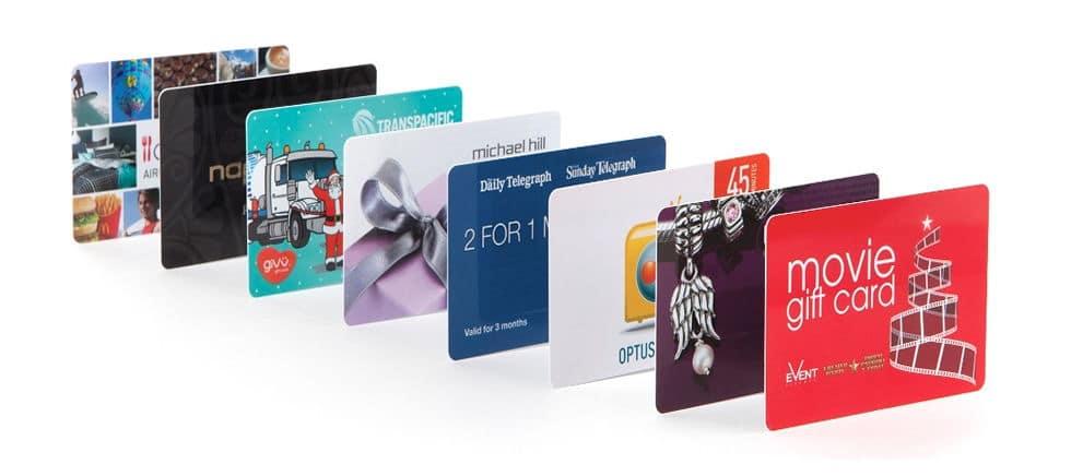 PVC карти
