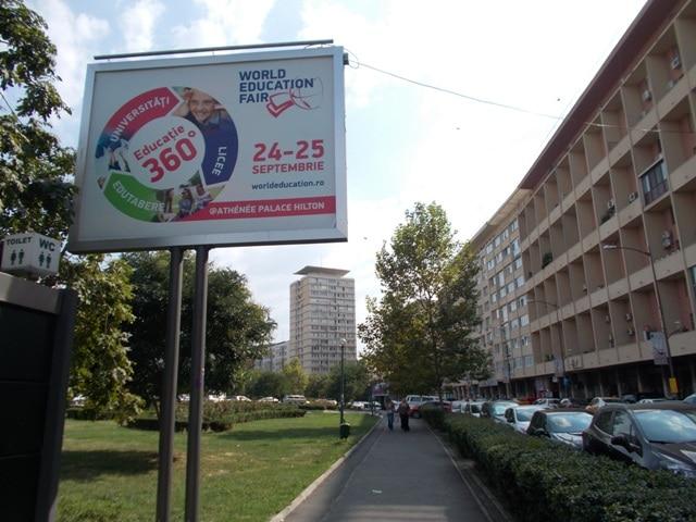 Реклама в Румъния